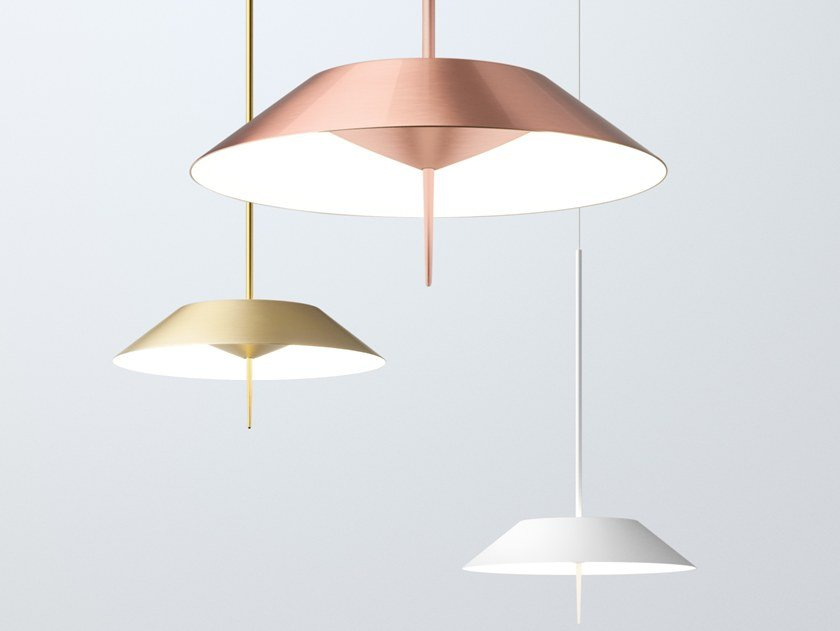 Lampada a sospensione a LED con dimmer MAYFAIR | Lampada a sospensione by Vibia
