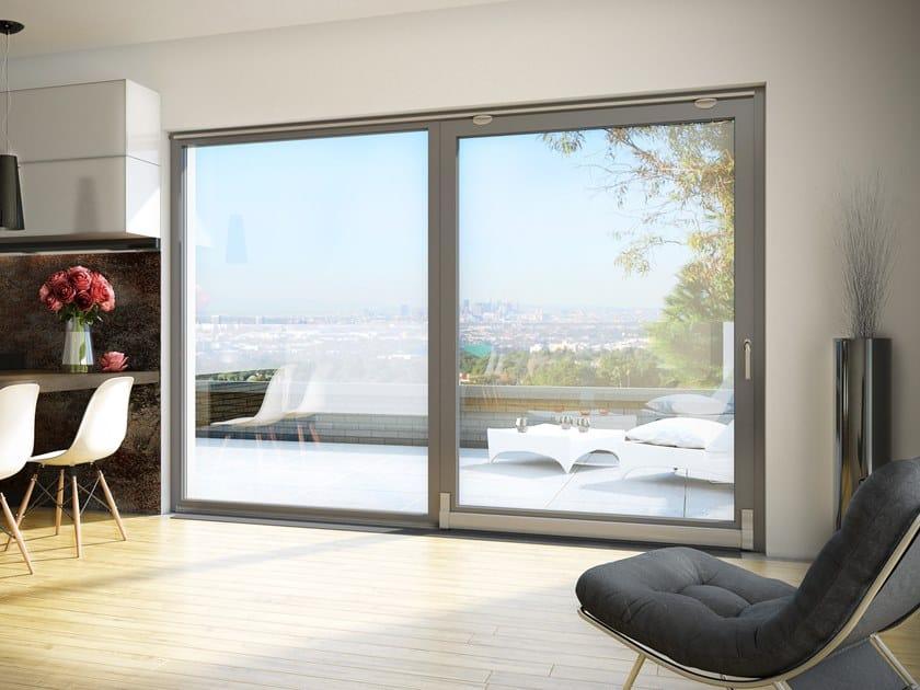 Aluminium patio door MB-70 / MB-70Hl PSK by Drutex