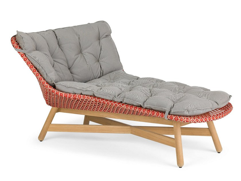 Garden daybed MBRACE | Garden daybed by DEDON