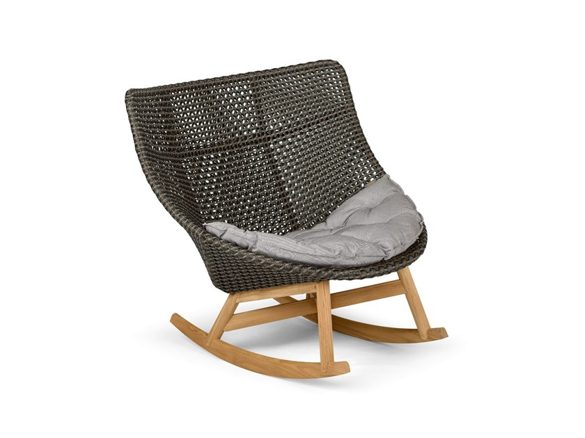 sc 1 st  Archiproducts & MBRACE | Rocking garden armchair By DEDON