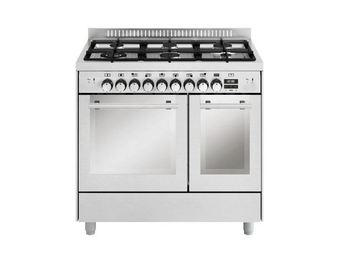Steel cooker MD922CI | Cooker by Glem Gas