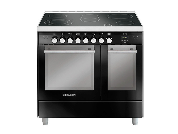 Steel cooker MD924CBL   Cooker by Glem Gas