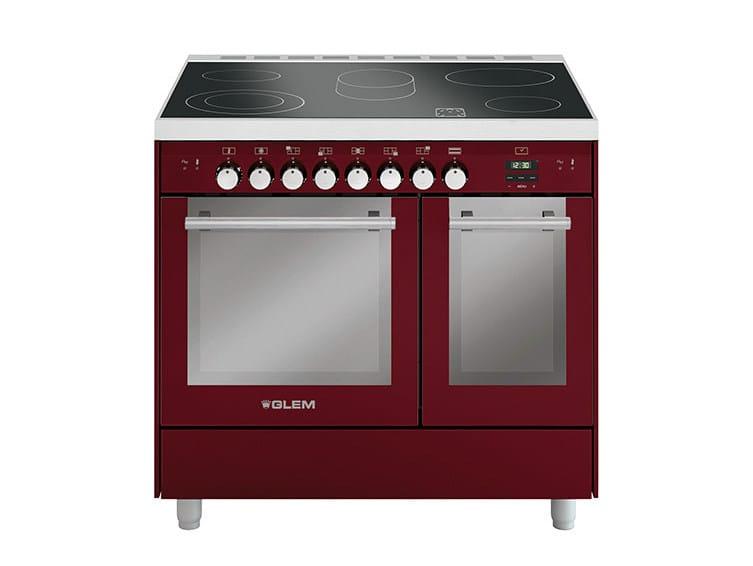 Steel cooker MD924CBR   Cooker by Glem Gas
