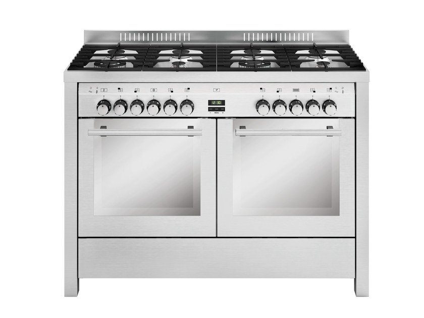 Steel cooker MDW80CI | Cooker by Glem Gas