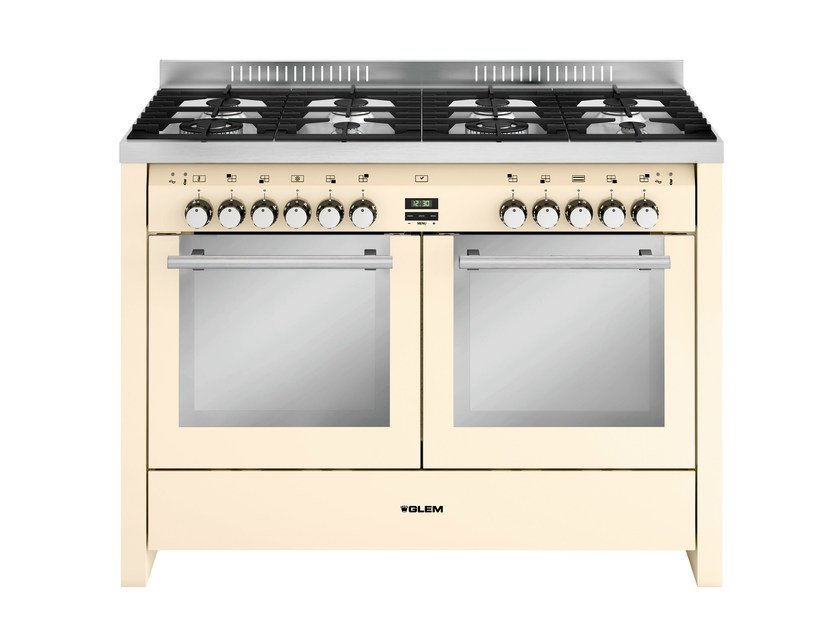 Steel cooker MDW80CIV | Cooker by Glem Gas