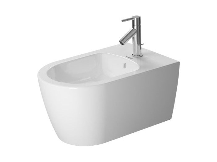 Me Wall Hung Bidet By Duravit Design Philippe Starck
