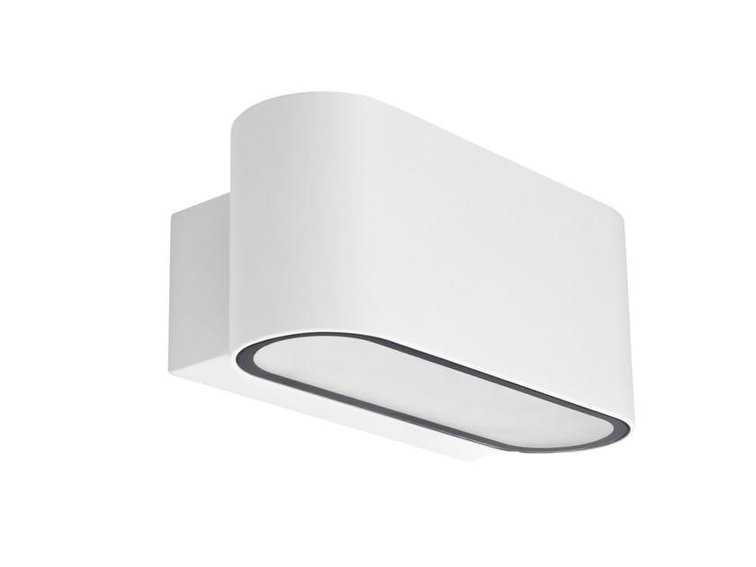 LED aluminium Wall Lamp MEDA by LED BCN