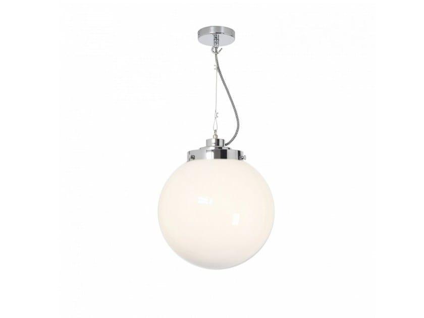 A Lampada Con Medium Original Dimmer Sospensione In Globe Vetro Btc thsrdxQBC