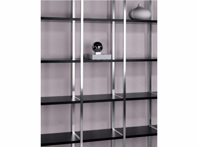 Libreria ufficio modulare in alluminio MEDLEY | Libreria ufficio by Castellani.it