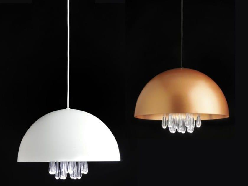 Lampada a sospensione a LED in alluminio MEDUSA 6610 by Milan Iluminacion