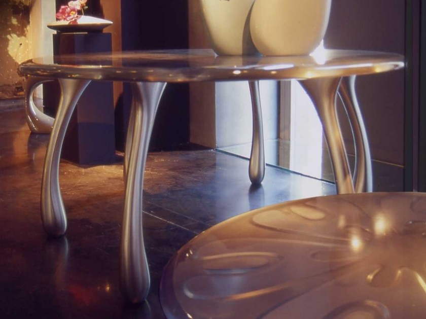 Round dining table MEDUSA by CEDRIMARTINI
