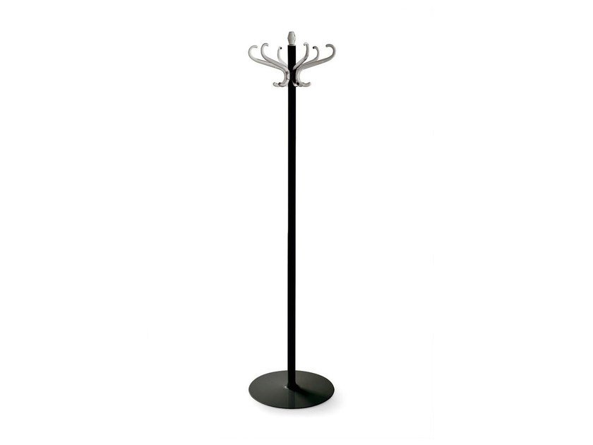 Metal coat stand MEDUSA | Coat stand by Calligaris
