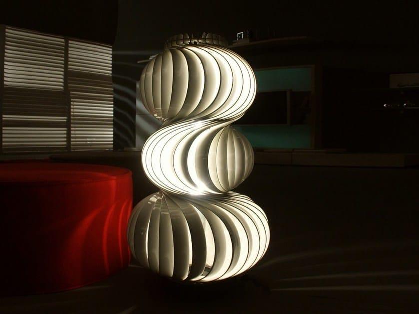 Table lamp / floor lamp MEDUSA by SP Light and Design