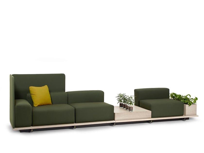 Meet Modular Sofa By Offecct Design