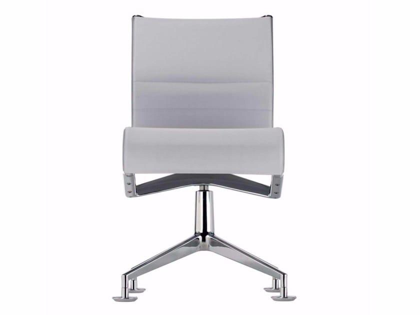 Swivel task chair MEETINGFRAME+ - 466 by Alias