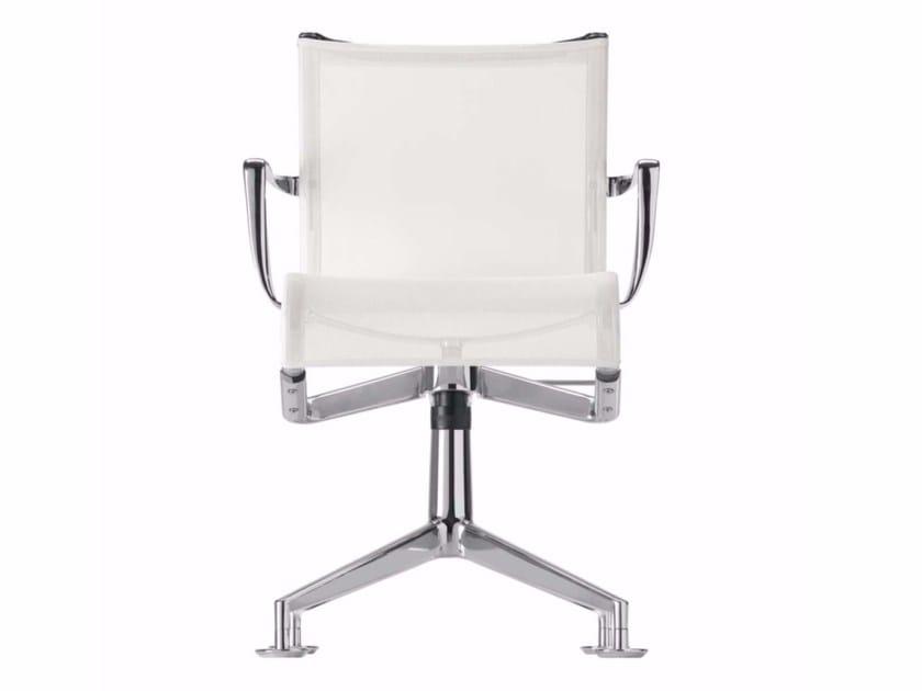 Chaise Bureau De Accoudoirs Pivotante Avec MeetingframeTilt 447 uJF1c3TlK5