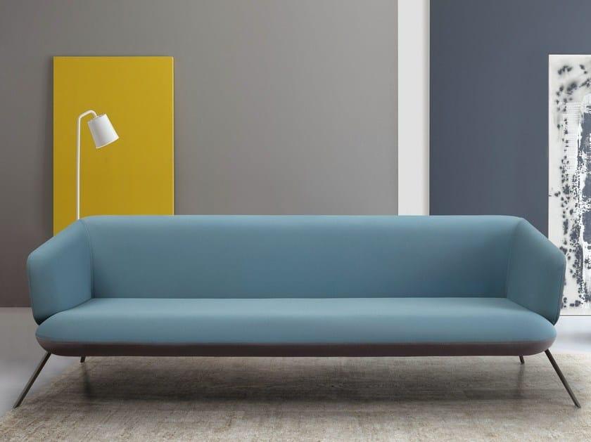 3 seater fabric sofa MEG by Tuna Ofis