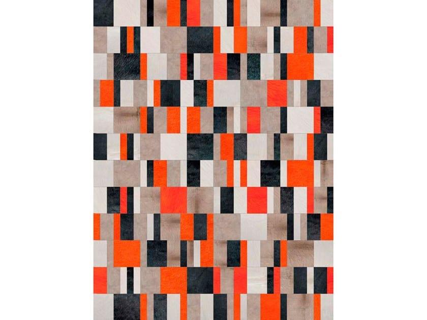 Cowhide rug MEGAN by Miyabi casa