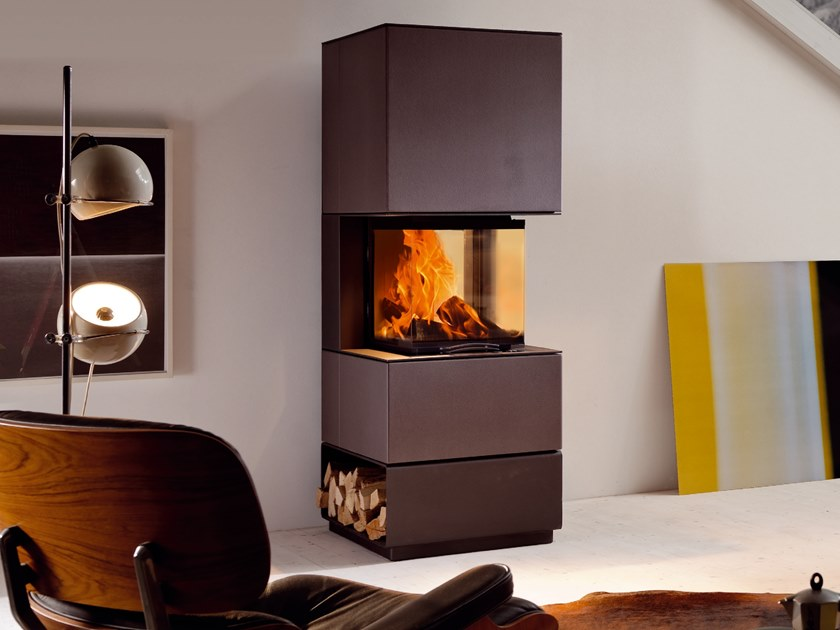 Fireplace MEL by Austroflamm