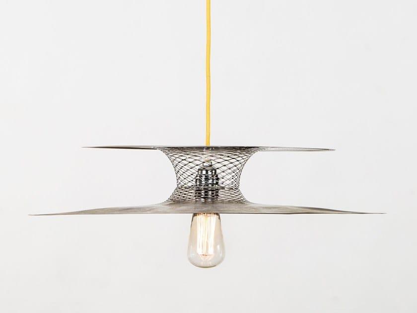 Pendant lamp MELAMP AURORA 40+58 - EYE by Caino Design