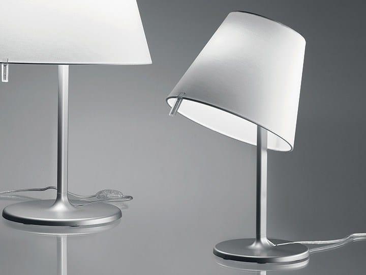 Direct light bedside lamp MELAMPO NIGHT by Artemide