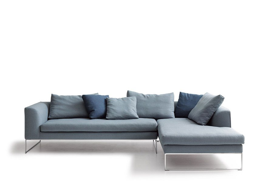 MELL LOUNGE | Sectional sofa By COR design Jehs+Laub