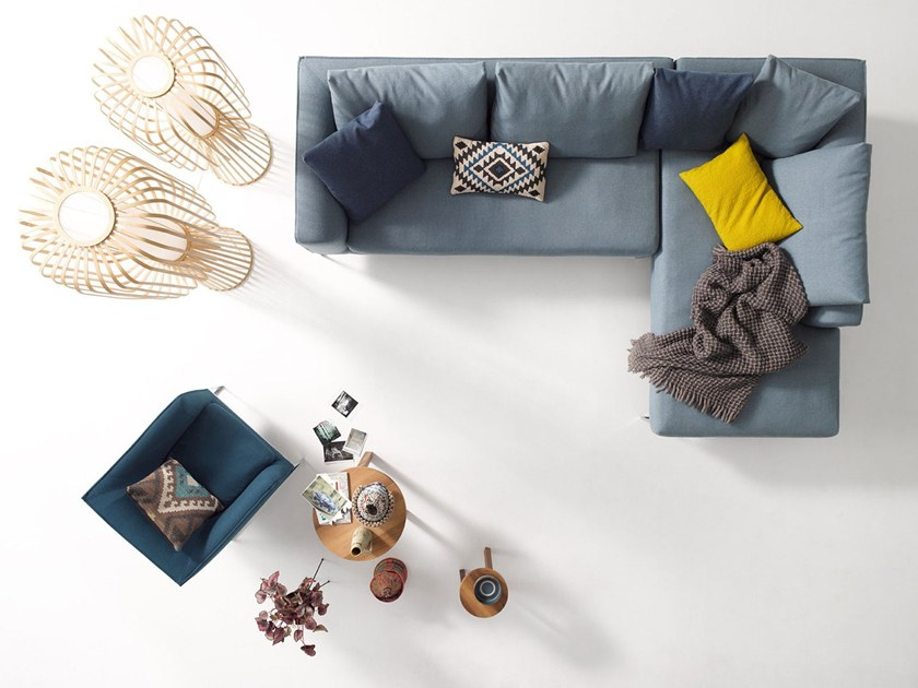 Lounge ecksofa  MELL LOUNGE | Anbausofa By COR Design Jehs+Laub