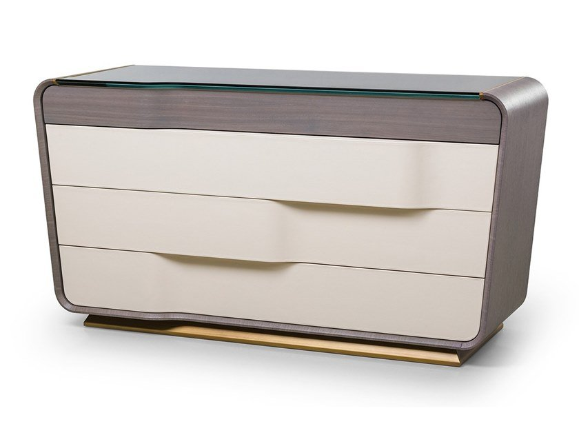 Chest of drawers MELTING LIGHT   Chest of drawers by Turri