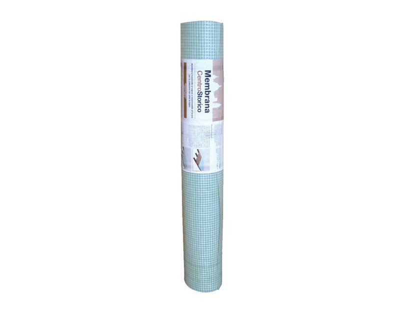 Breathable under roof fabric MEMBRANA CENTROSTORICO by Laterlite