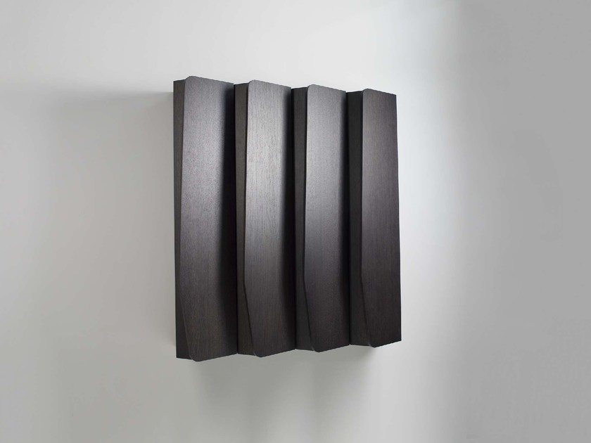 Modular wooden wall cabinet MEN{H}IR | Modular wall cabinet by L'antic Colonial