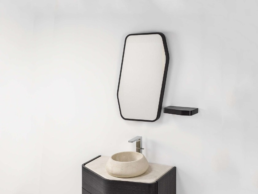 Wall-mounted bathroom mirror MEN{H}IR S | Mirror by L'antic Colonial