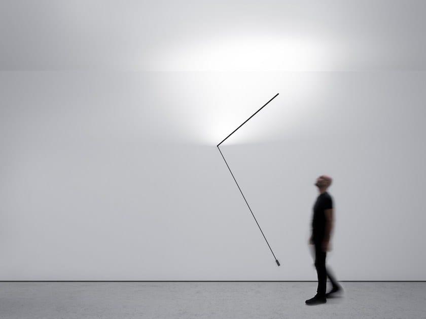 LED wall lamp MERIDIANA by DAVIDE GROPPI