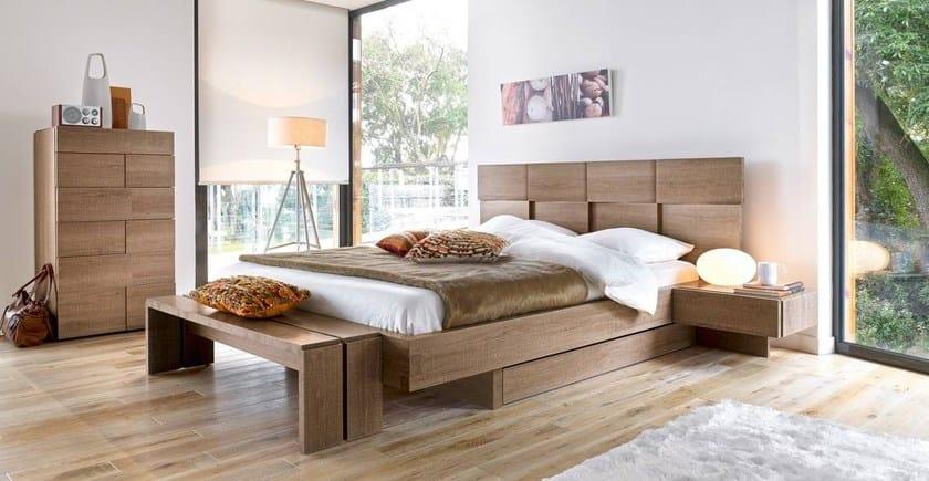 mervent bedroom set by gautier france. Black Bedroom Furniture Sets. Home Design Ideas
