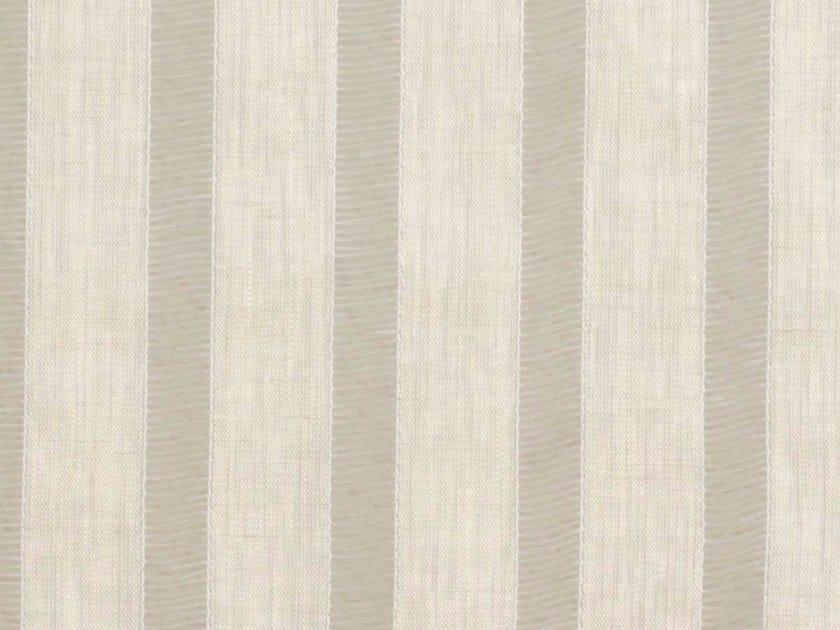 Tessuto in lino MESTRAL by Gancedo