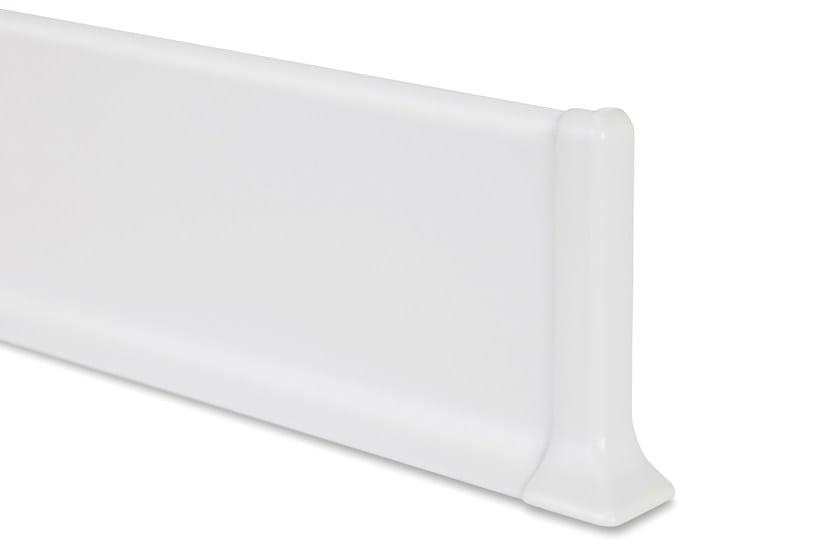Metal Line 90 alluminio verniciato bianco opaco RAL 9010