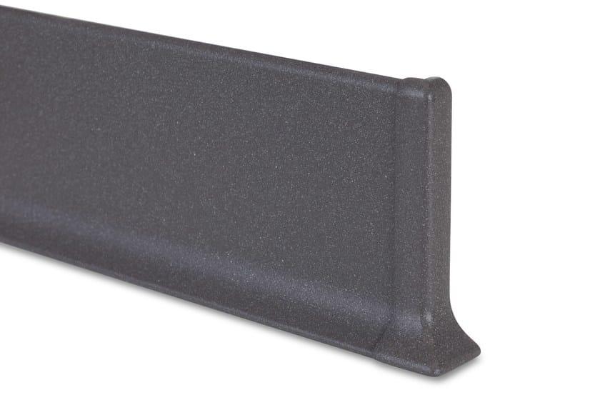 Metal Line 90 alluminio verniciato grigio antico