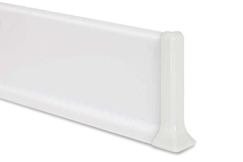 Metal Line 90 alluminio verniciato bianco lucido RAL 9010