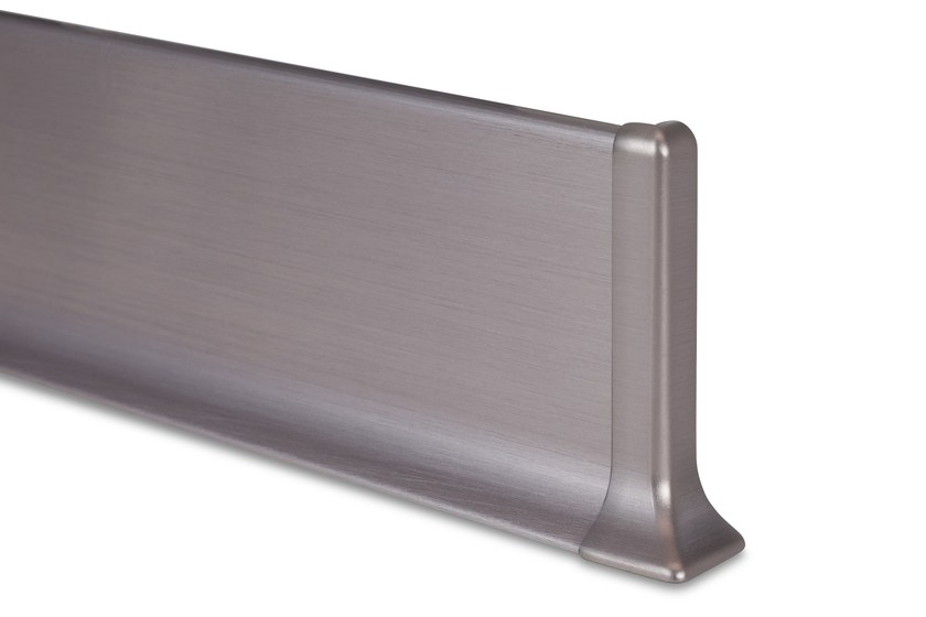 Metal Line 90 alluminio bril. satinato titanio