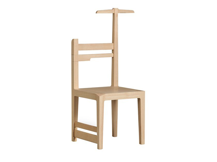 Ash Chair / Valet Stand METAMORFOSI | Chair By Morelato
