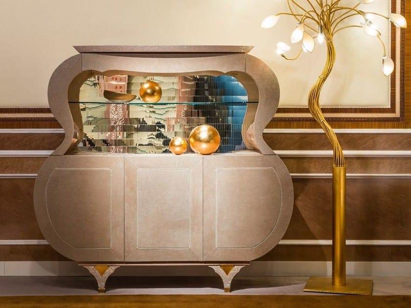 Classic style highboard with doors METAMORFOSI | Highboard by Carpanelli Classic