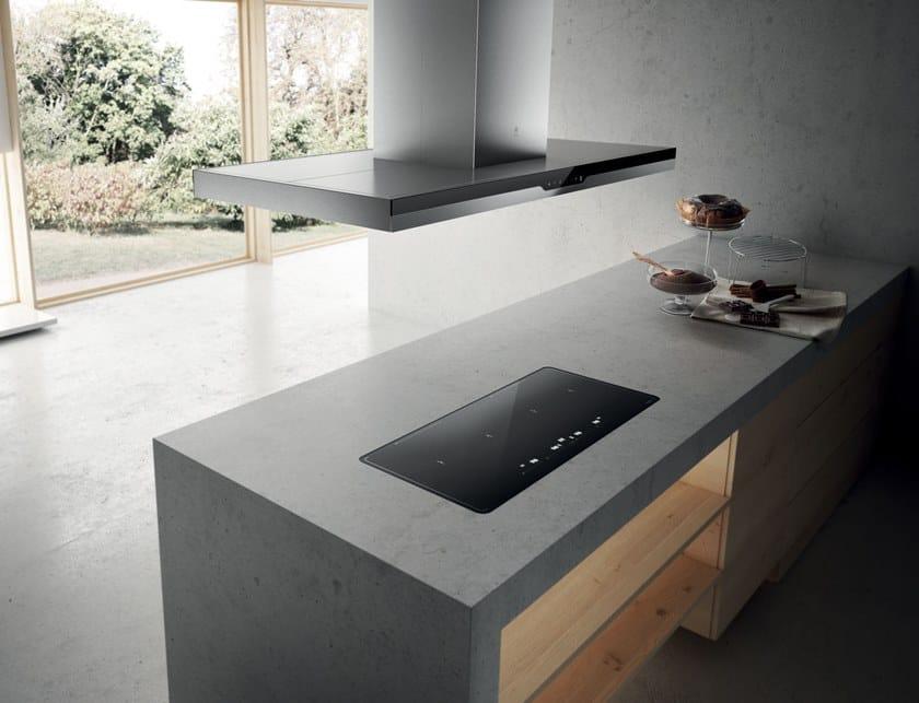 Meteorite island kollektion téchne by elica design fabrizio crisà