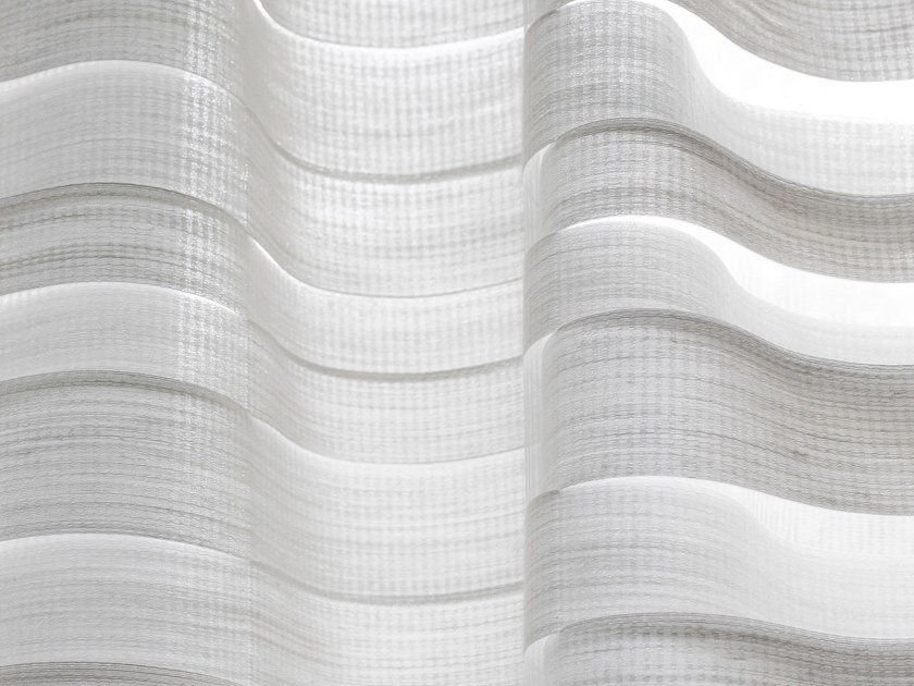 Polyester fabric for curtains METROPOL by Equipo DRT