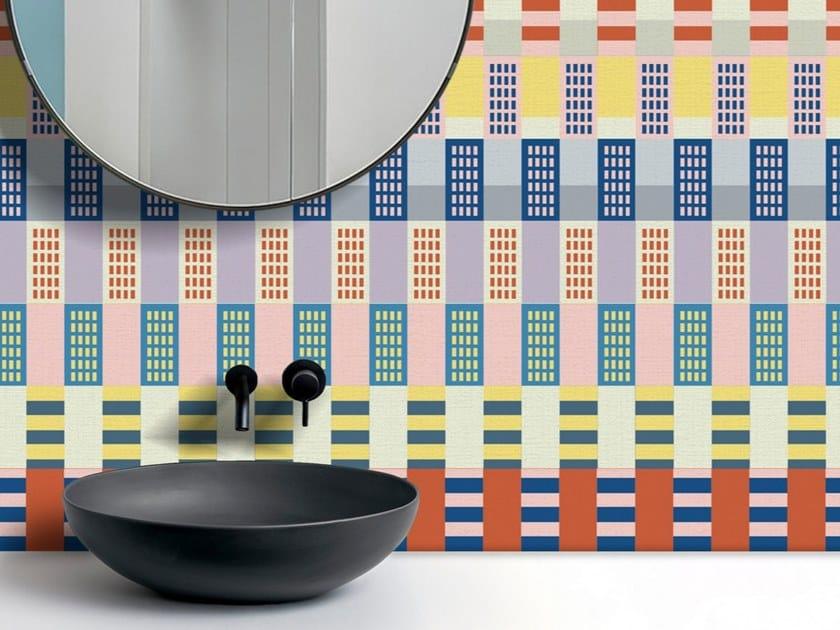 Wall tiles / wallpaper METROPOLI by Officinarkitettura®