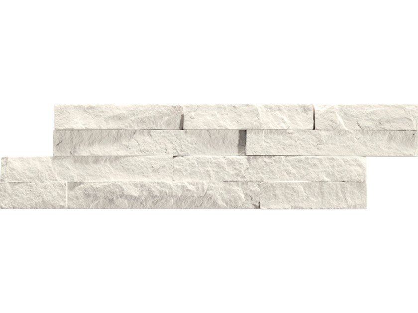 Indoor natural stone wall tiles METROPOLITAN by BOXER