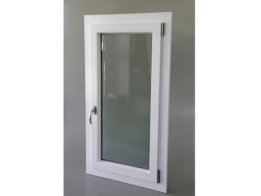 PVC casement window METROPOLITAN76 | PVC window by PIVA GROUP