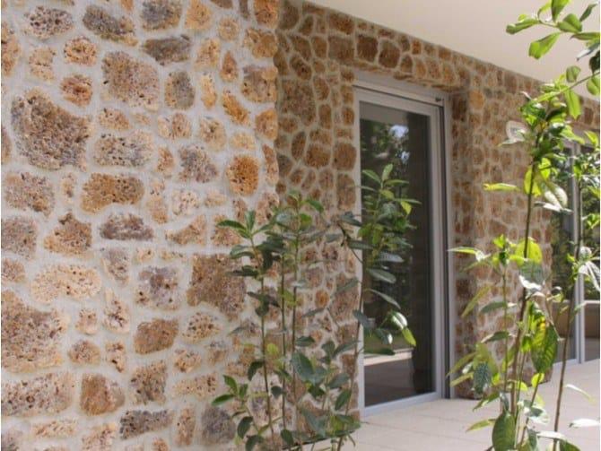 Rivestimento in pietra ricostruita MEULIERE by Matiera