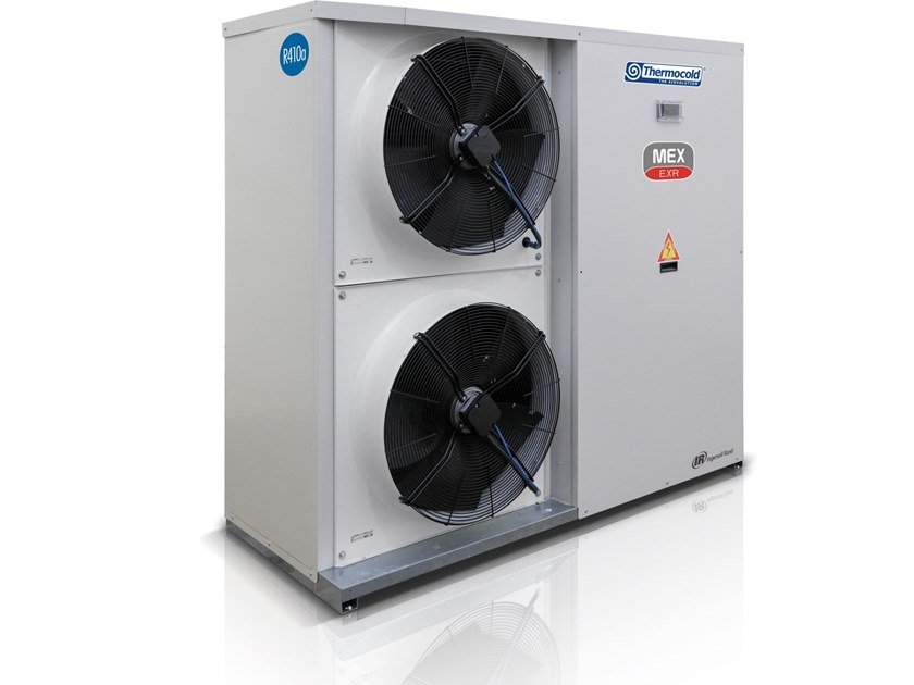 Air/water heat pumps MEX EXR by Thermocold