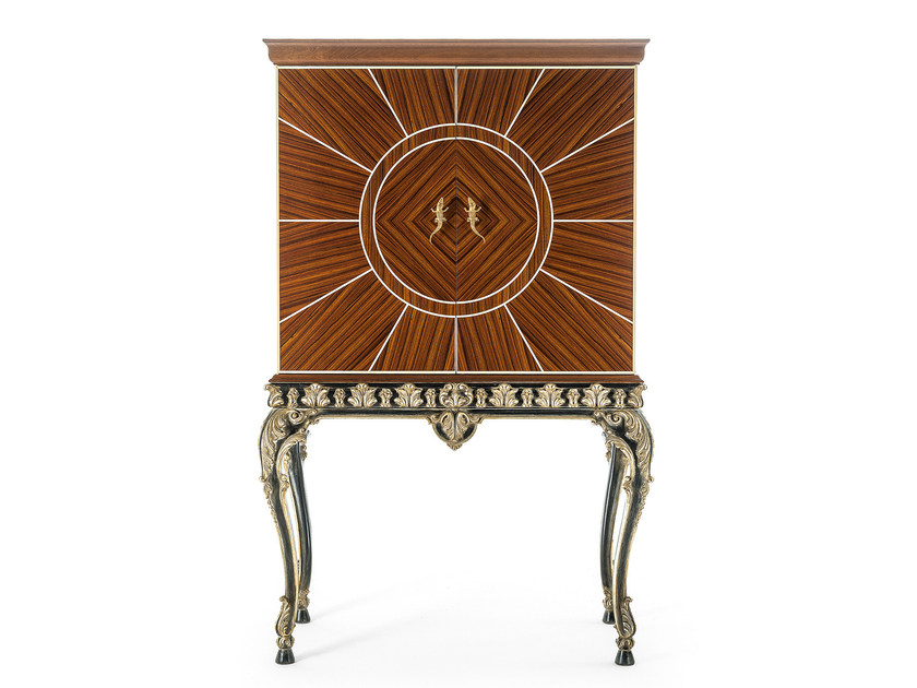 Rosewood bar cabinet MG 2522 by OAK