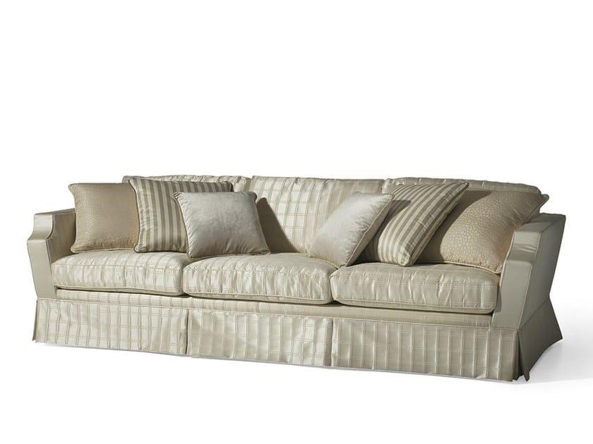 4 seater fabric sofa MG 3294 by OAK