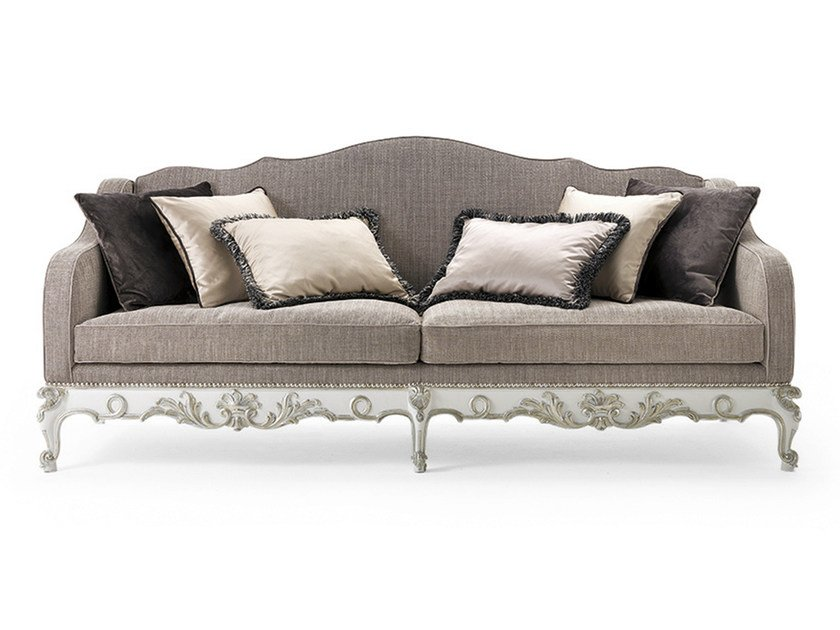 3 seater fabric sofa MG 3313 by OAK